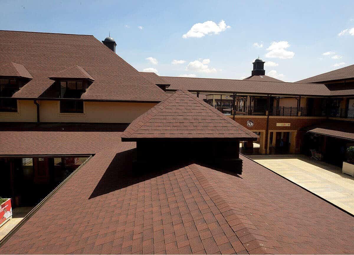 The Hub Karen Roofing shingles Kenya