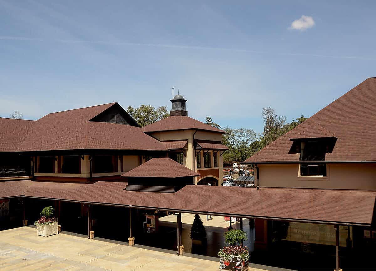 The Hub Karen Roofing shingles