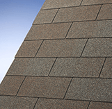 Superglass Roofing Shingles: Aged Redwood