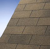 Superglass Roofing Shingles: Autumn Brown