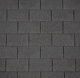 Armourglass Roofing Shingles: Black