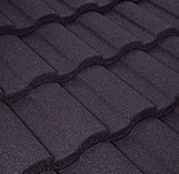 Stone Coated Tiles: Charcoal