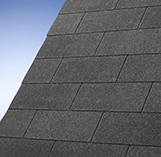 Superglass Roofing Shingles: Dual Black