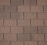 Armourglass Roofing Shingles: Dual Brown