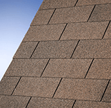 Superglass Roofing Shingles: Dual Brown