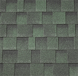 Cambridge Xpress Shingles: Forest Green