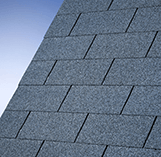 Superglass Roofing Shingles: marine Blue