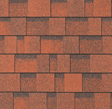 Cambridge Xpress Shingles: Rivera Red