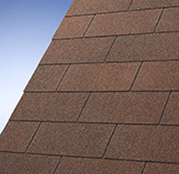 Superglass Roofing Shingles: Rivera Red