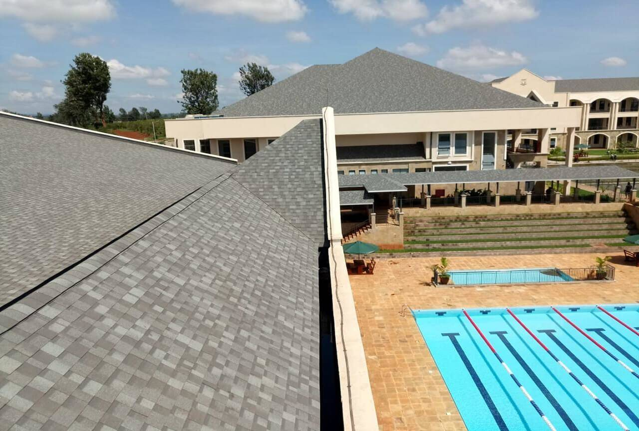 Roofing Shingles Project: Brookhouse Schools