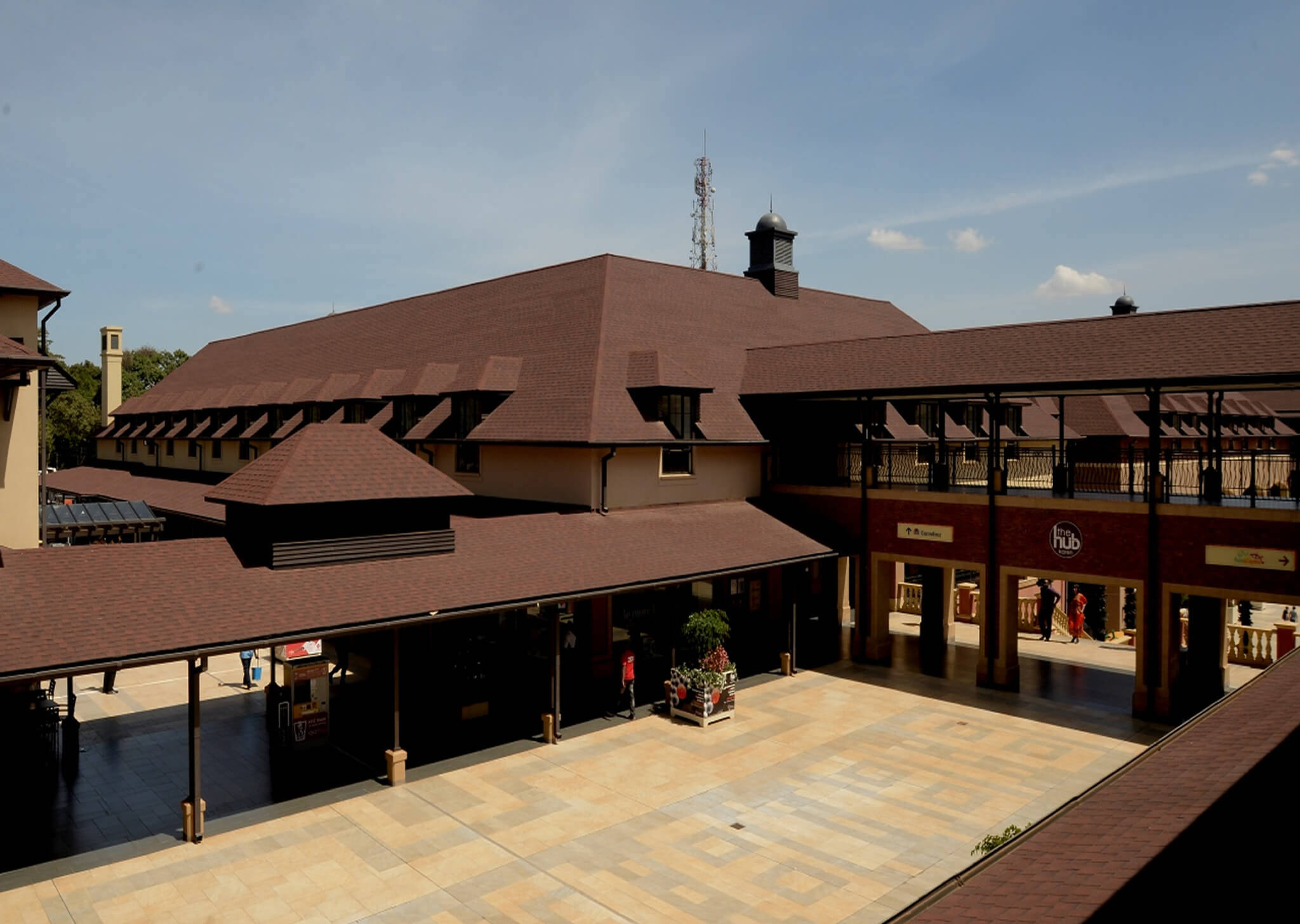 The Hub-Roofing Shingles Project