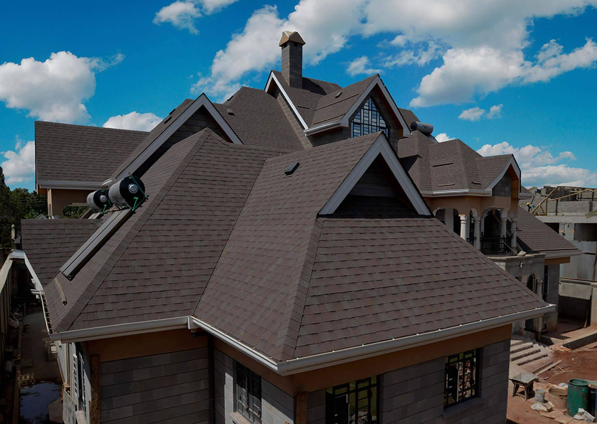Cambridge Xpress Roofing Shingles
