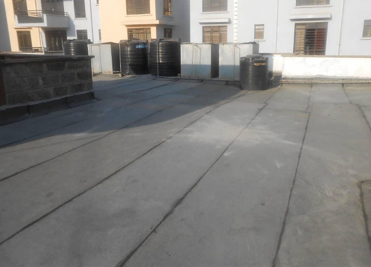 App waterproofing: residential projects