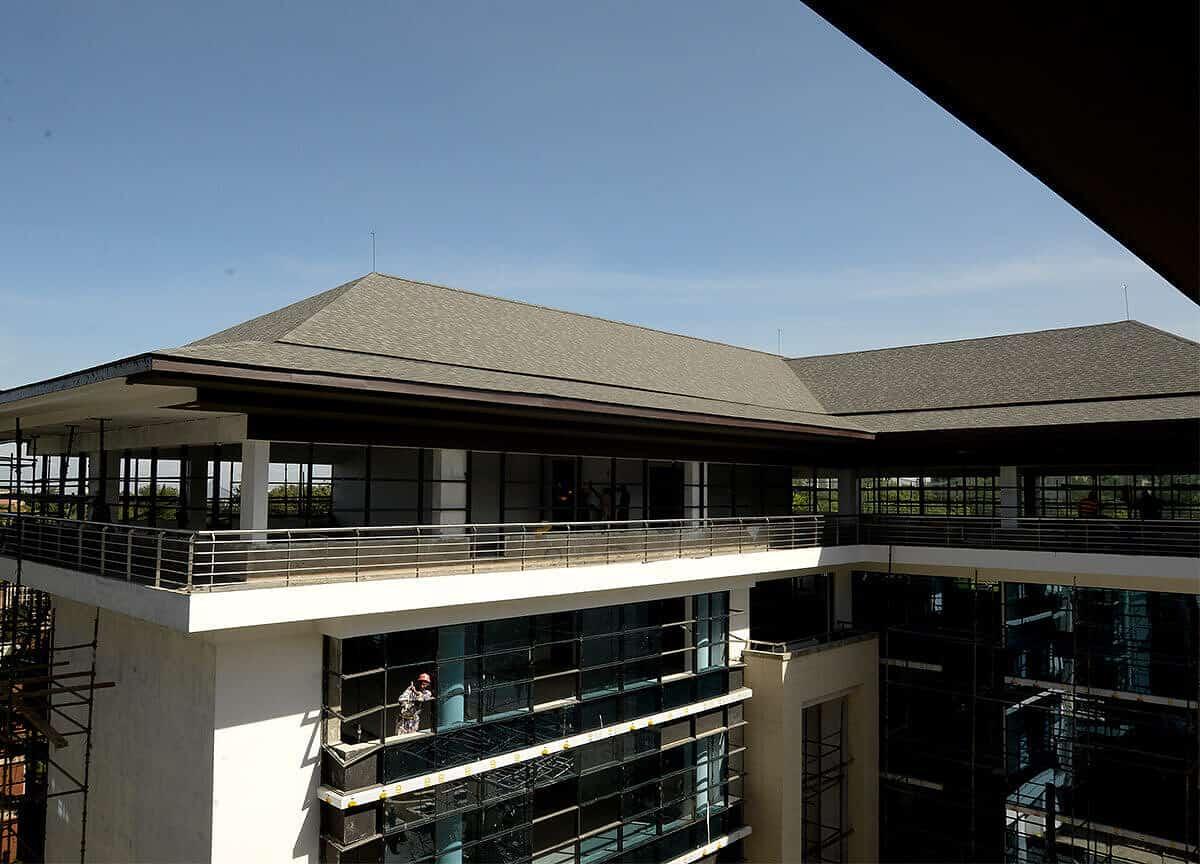 Roofing shingles Keystone Park