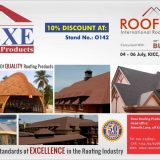REXE Roofing at Roof Expo Kenya 2019