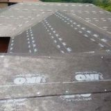 Roof With Armourbase Eco Roof Underlay